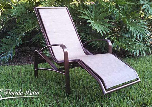ergonomic patio lounge chairs photo - 3