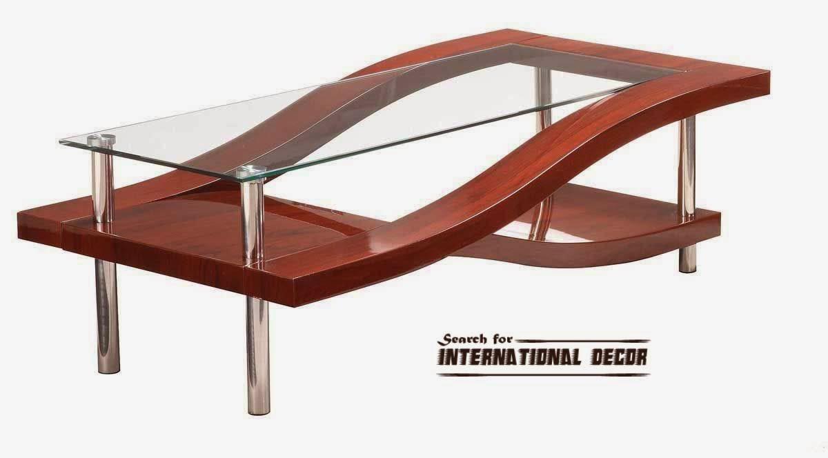 european coffee table design photo - 1