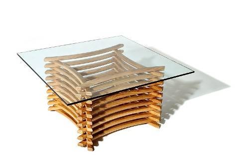 european coffee table design photo - 9