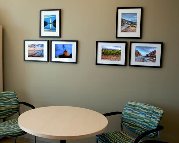 executive office wall decor photo - 3