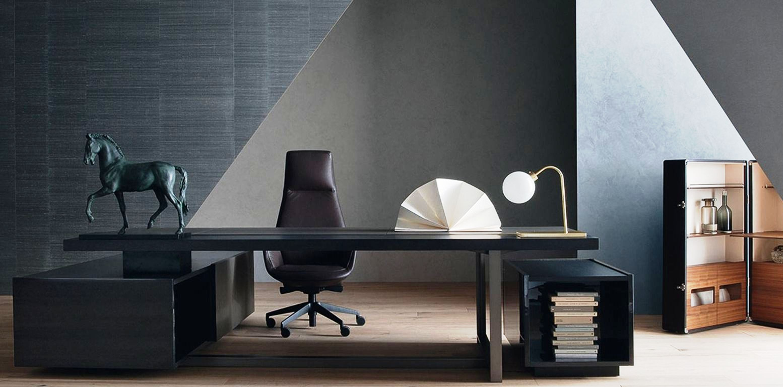 executive office wall decor photo - 4