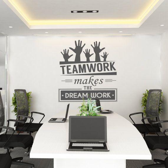 executive office wall decor photo - 7