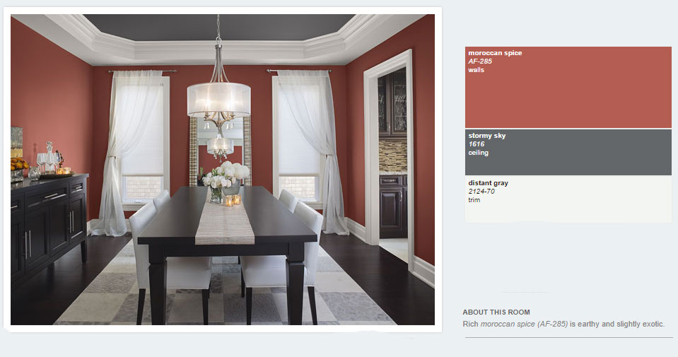 exotic wall paint colors photo - 5