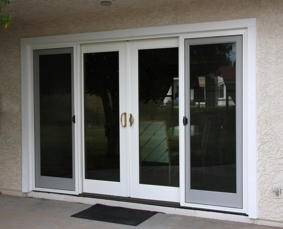 exterior french doors vs sliding doors photo - 3