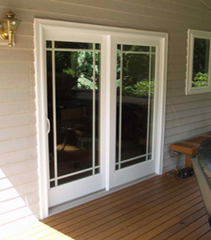 exterior french doors vs sliding doors photo - 8