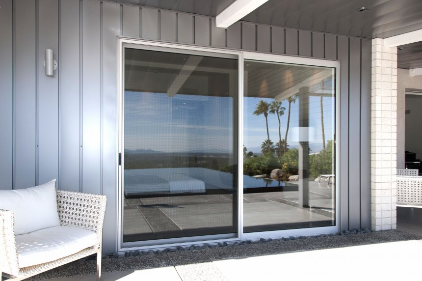 exterior french doors vs sliding doors photo - 9