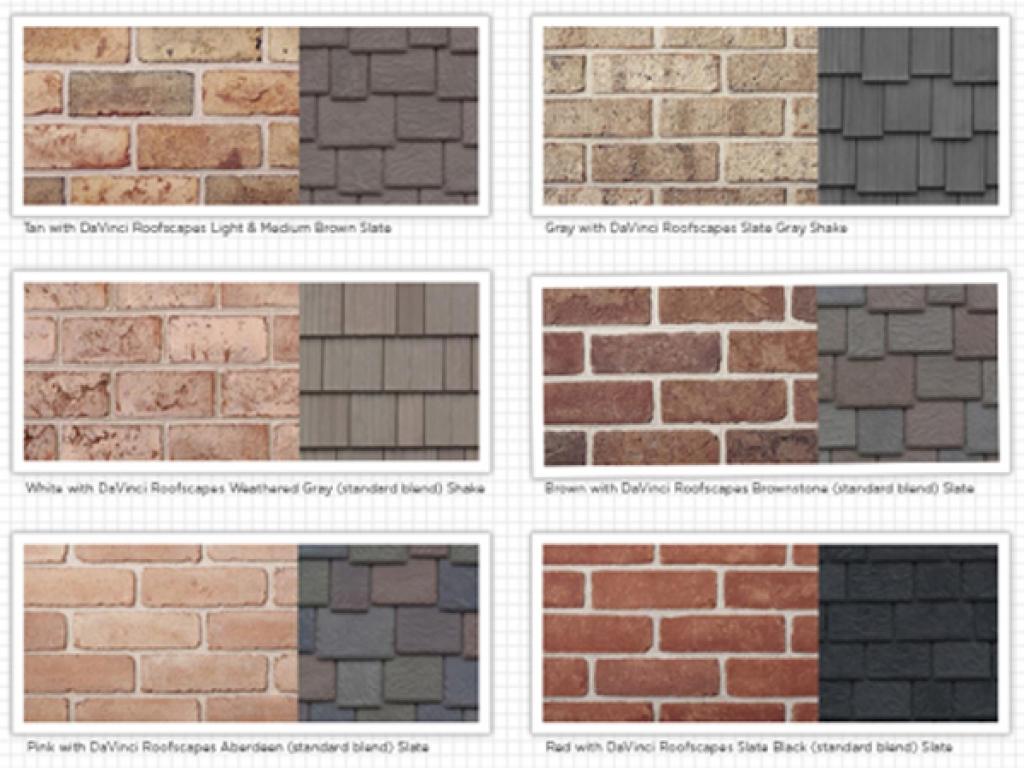 exterior paint colors brick photo - 1