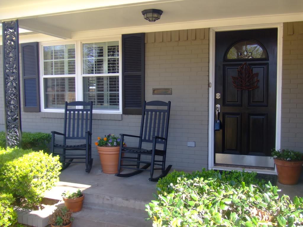 exterior paint colors brick photo - 2