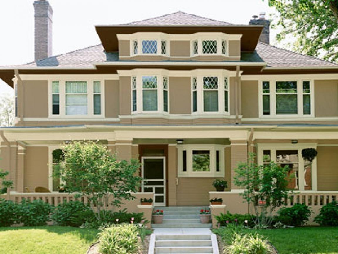 exterior paint colors designs photo - 1
