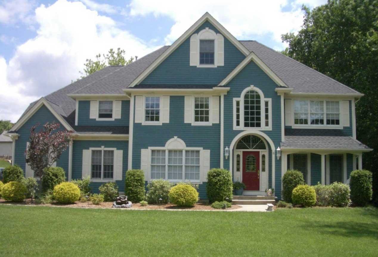 exterior paint colors designs photo - 10