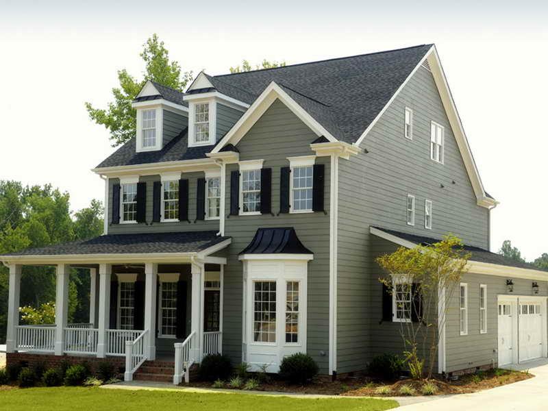 exterior paint colors designs photo - 5