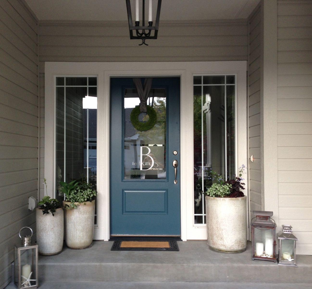 exterior paint colors doors photo - 1