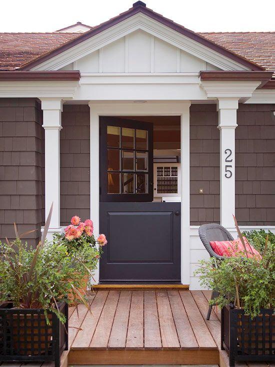 exterior paint colors doors photo - 10
