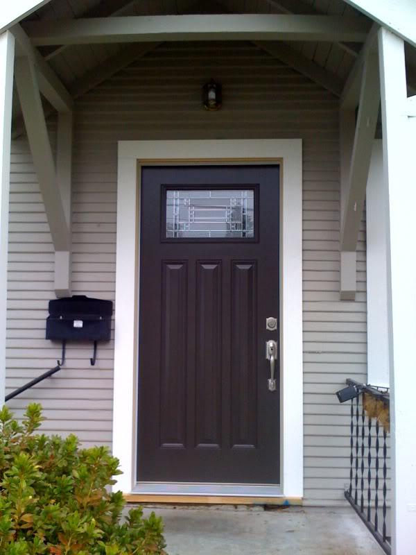 exterior paint colors doors photo - 3