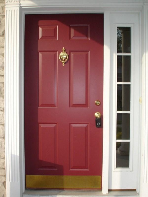 exterior paint colors doors photo - 6