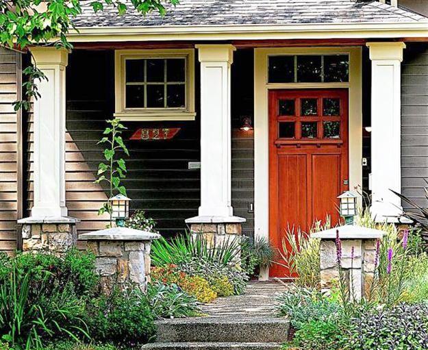 exterior paint colors doors photo - 7