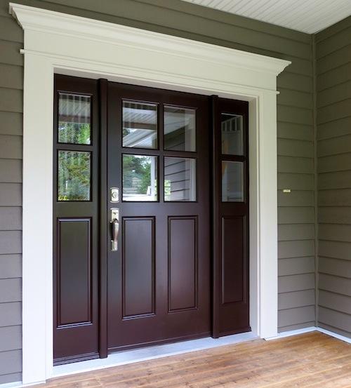 exterior paint colors doors photo - 9