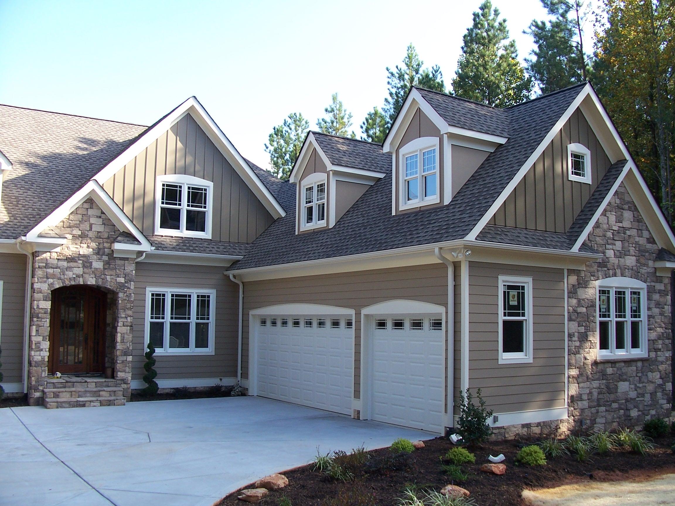exterior paint colors for house photo - 2