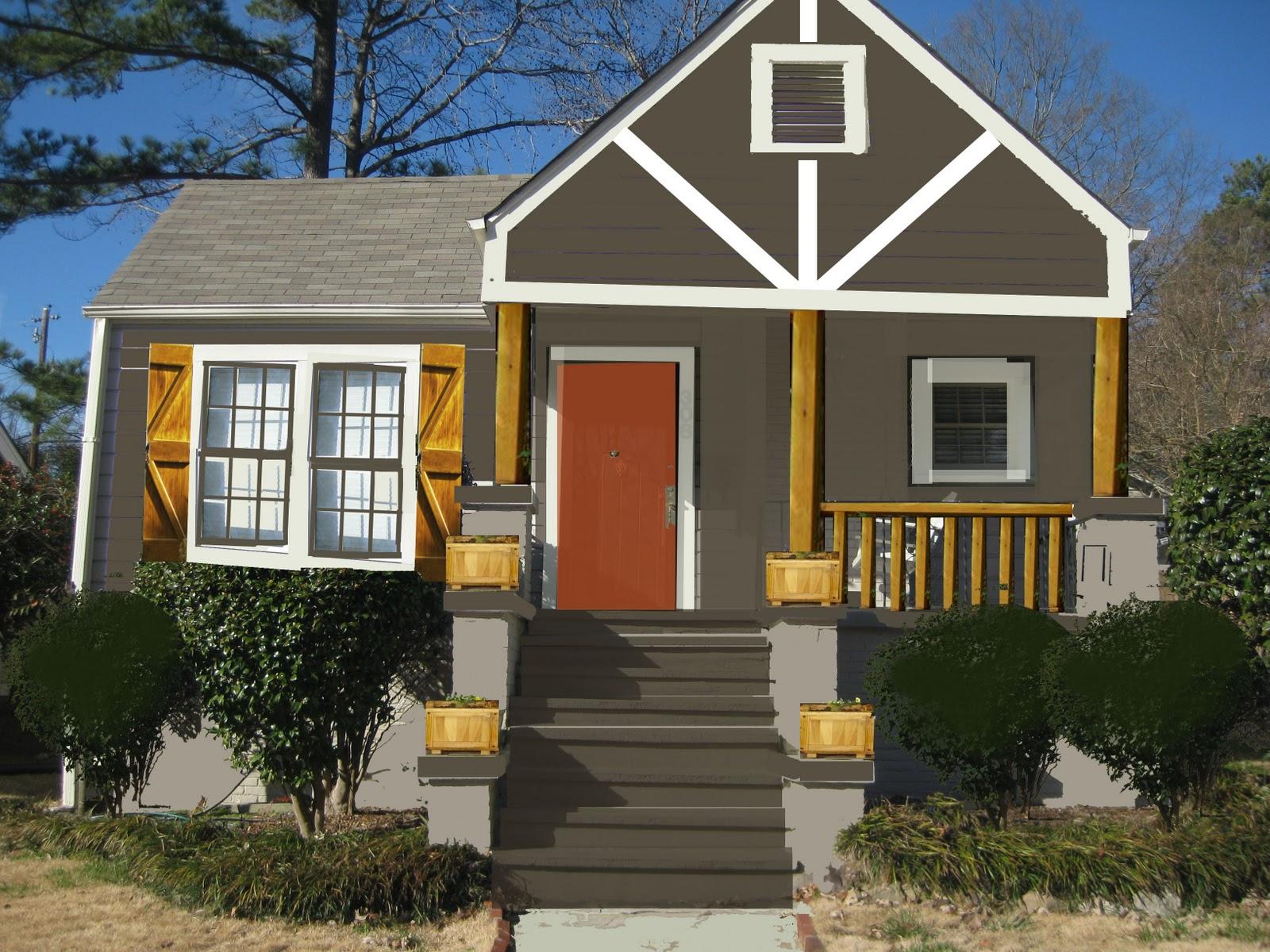 exterior paint colors for house photo - 8