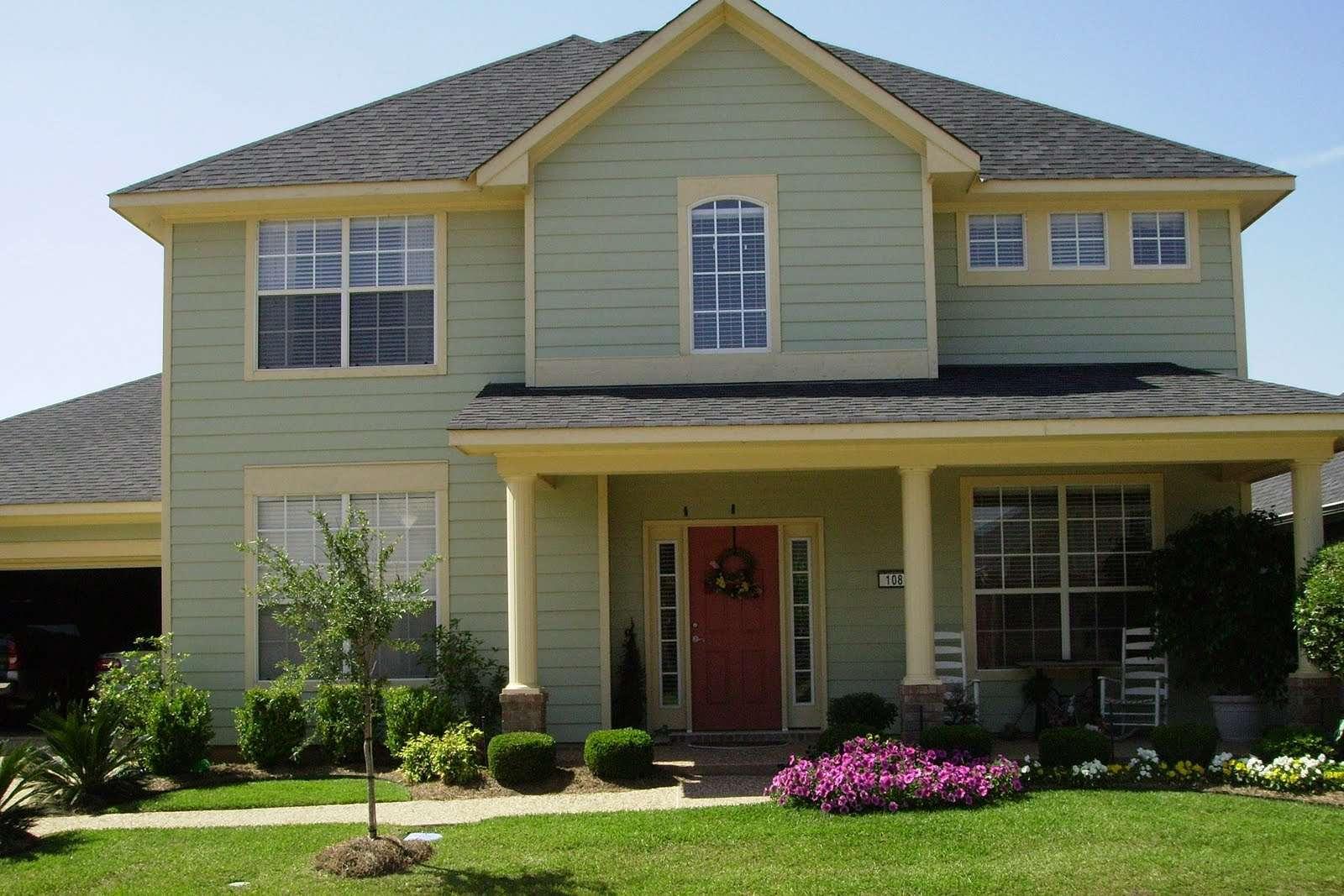 exterior paint colors for house photo - 9