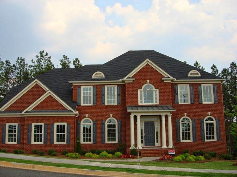 25 Inspiring Exterior House Paint Color Ideas Brick Red Exterior Paint