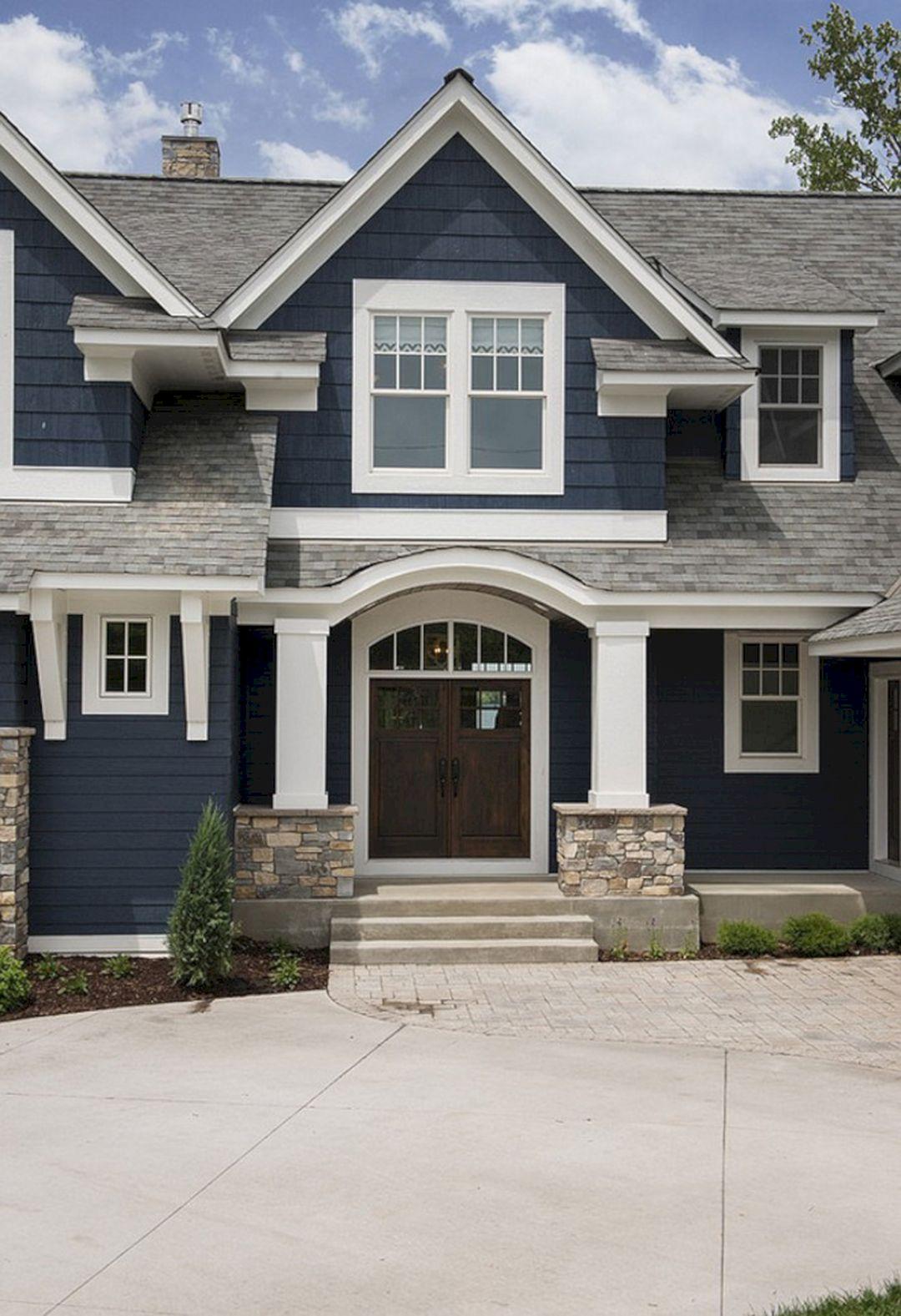 exterior paint colors ideas photo - 4