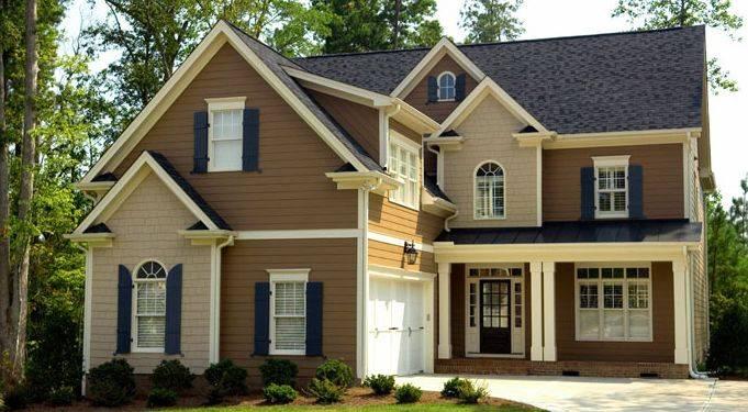 exterior paint colors ideas photo - 6