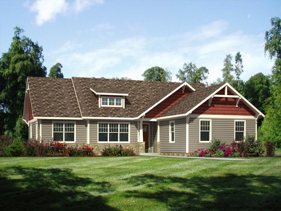 Exterior Paint Colors Ranch House Hawk Haven