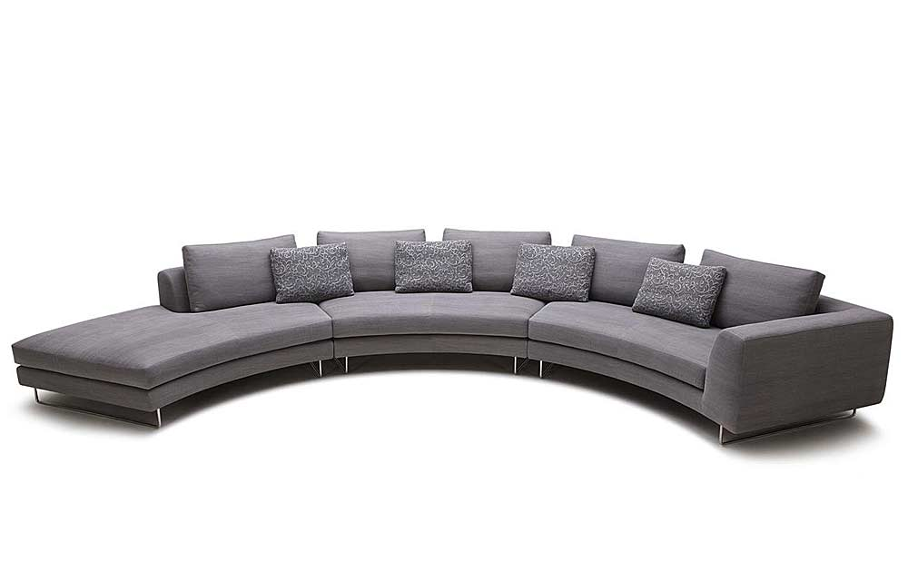 Extra large modern sectional sofas | Hawk Haven
