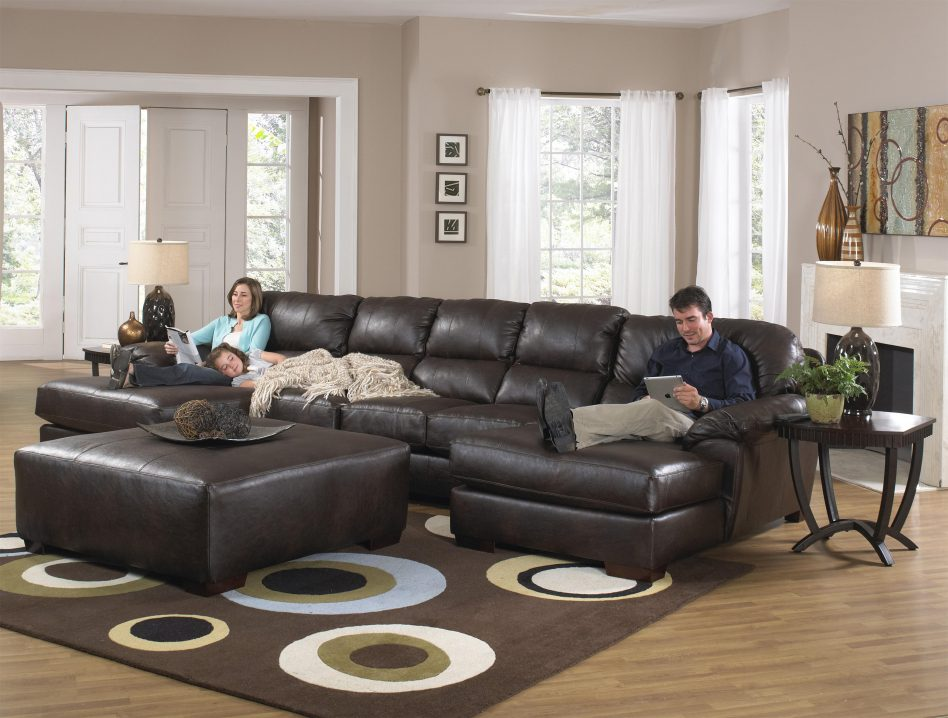 extra large sectional sleeper sofa photo - 10