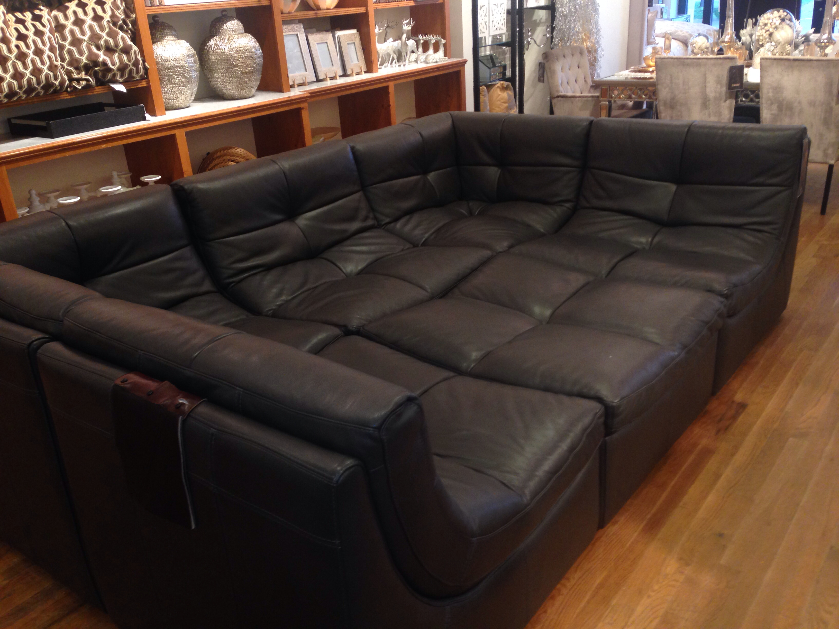 extra large sectional sleeper sofa photo - 8
