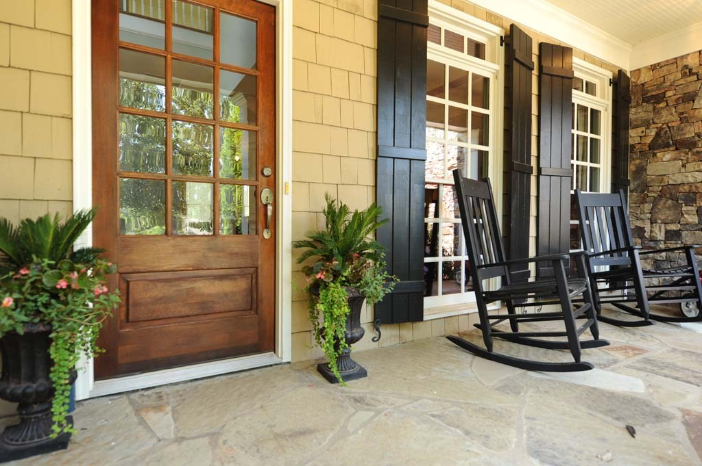 extra wide exterior french doors photo - 4