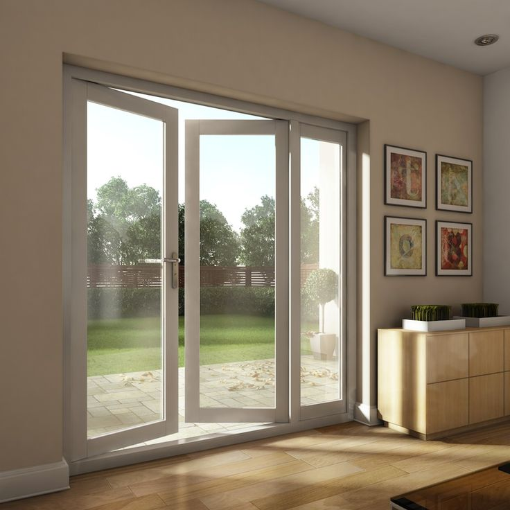 extra wide exterior french doors photo - 5