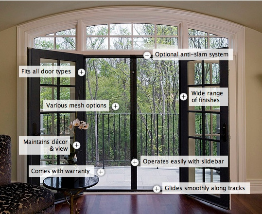 extra wide exterior french doors photo - 6