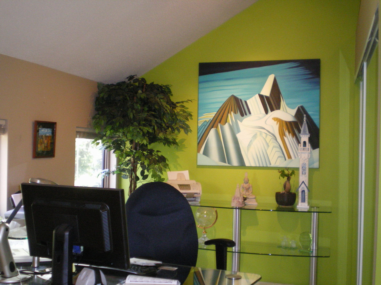 Feng Shui Office Wall Decor Photo 4