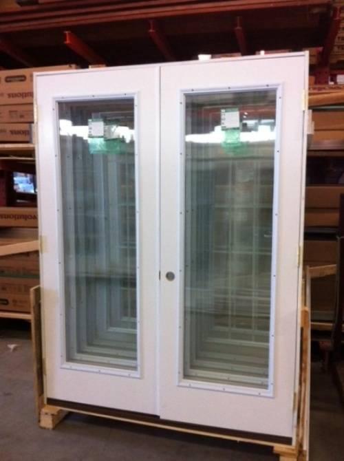 fiberglass french doors exterior photo - 3