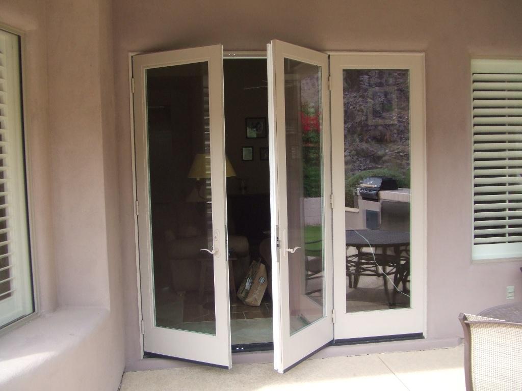 fiberglass french doors exterior photo - 4