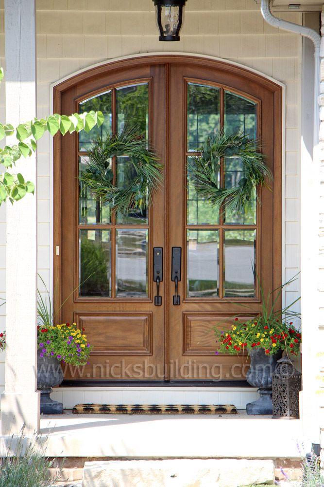 fiberglass french doors exterior photo - 5