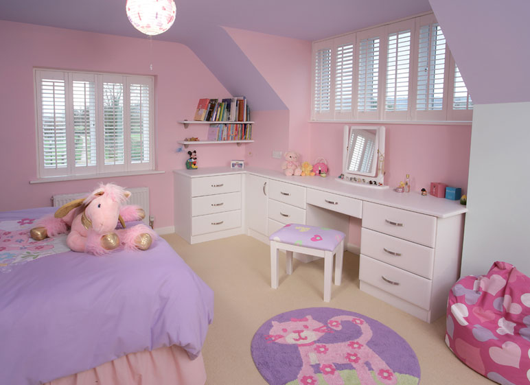 fitted bedroom furniture for kids photo - 2