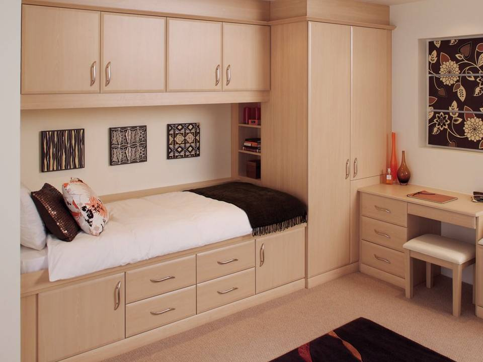 fitted bedroom furniture for kids photo - 3