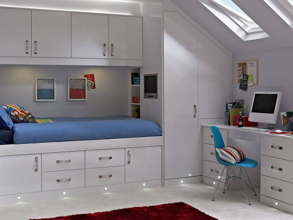 fitted bedroom furniture for kids photo - 4