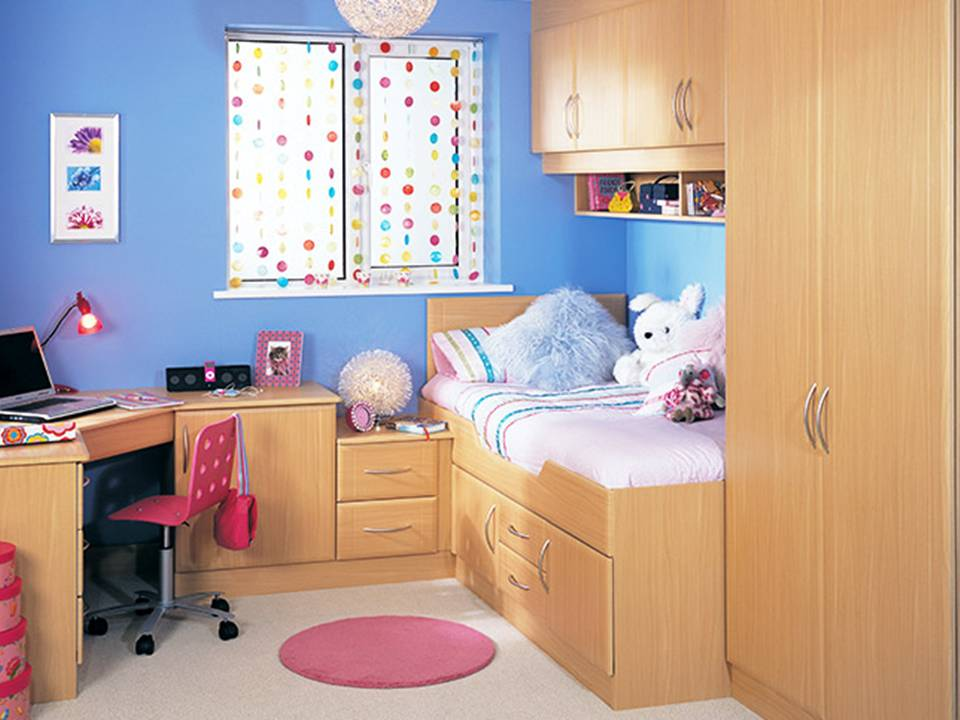 fitted bedroom furniture for kids photo - 8