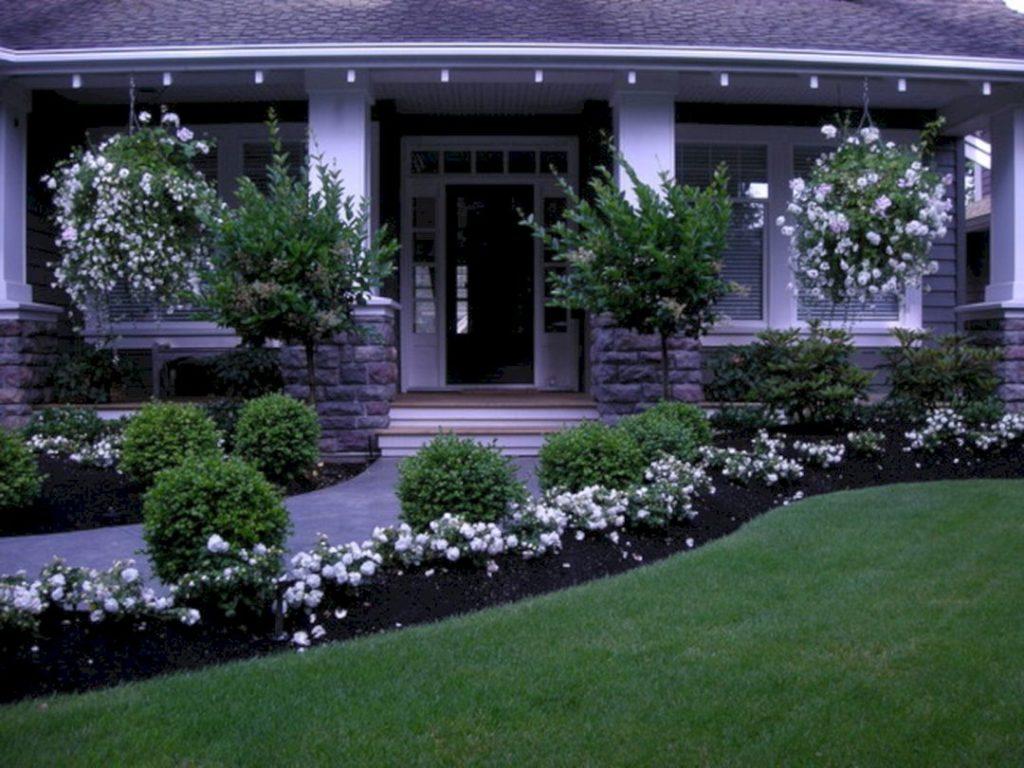 flower garden entrance ideas photo - 4