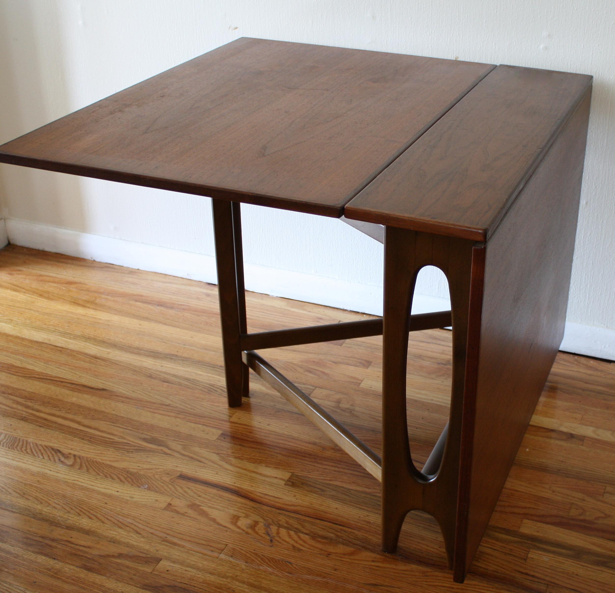 folding kitchen table photo - 1