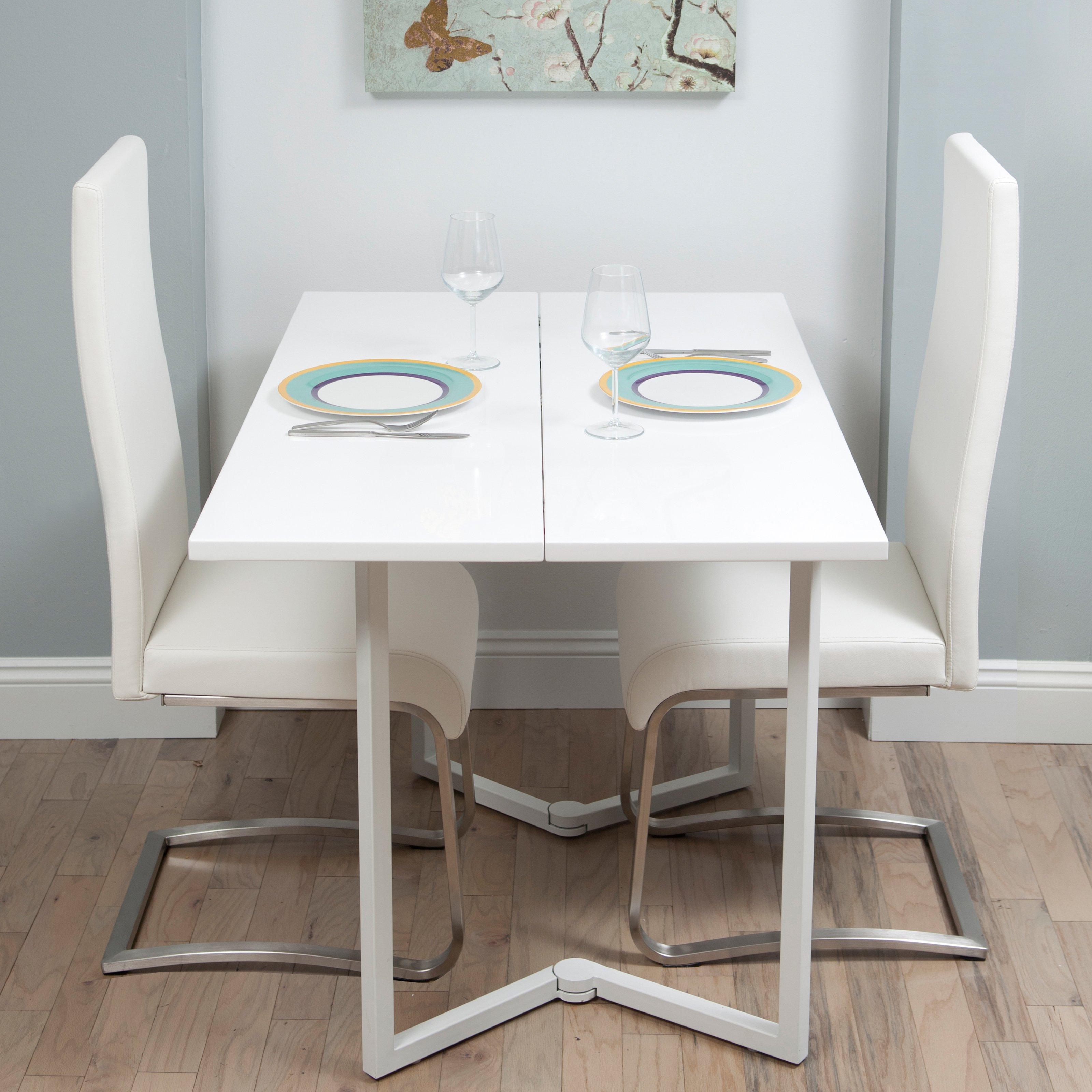 folding kitchen table photo - 6