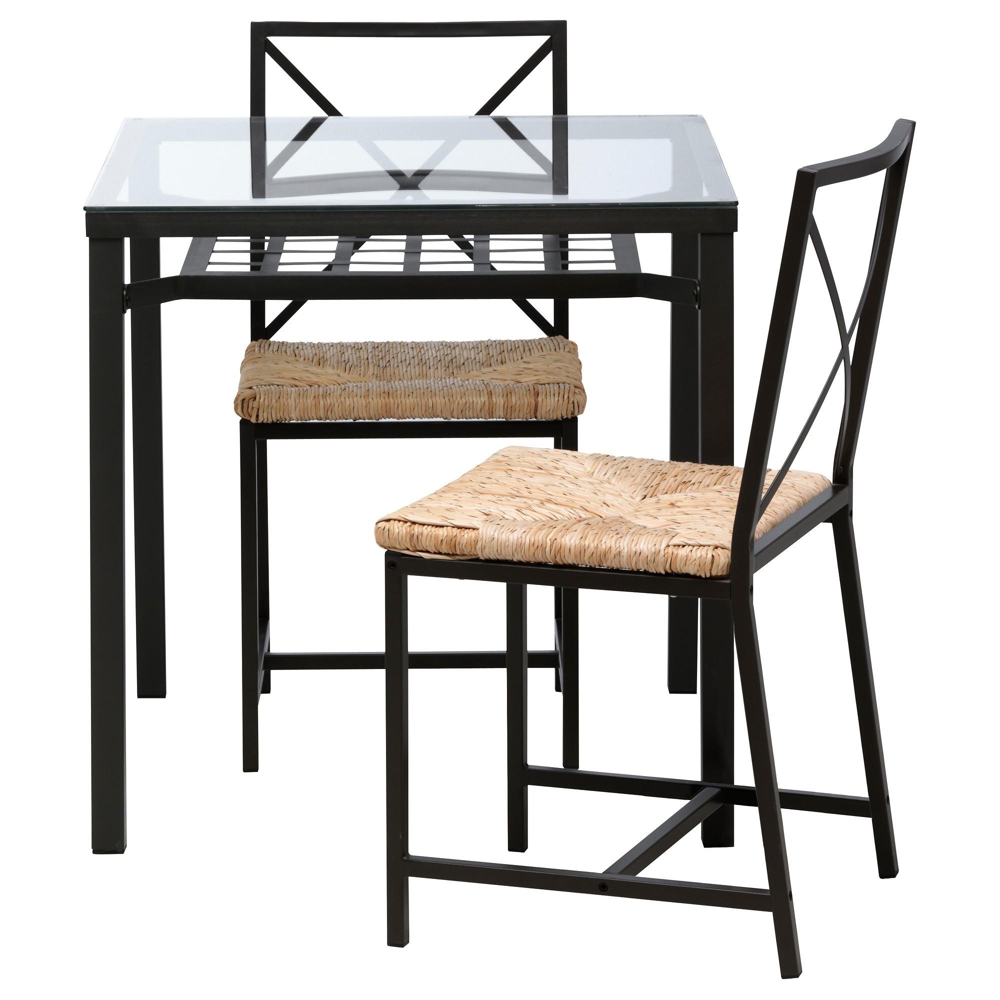 folding kitchen table sets photo - 8