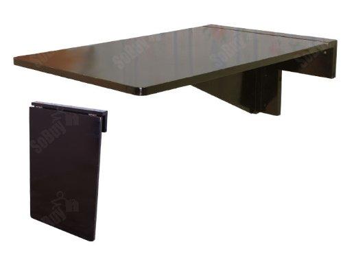 folding kitchen table wall mounted photo - 7
