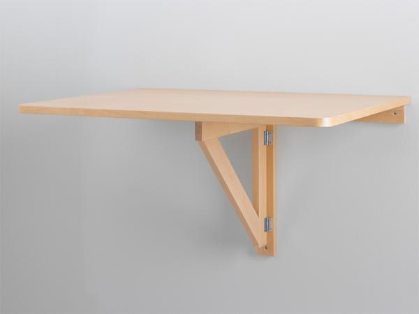 folding kitchen table wall mounted photo - 9