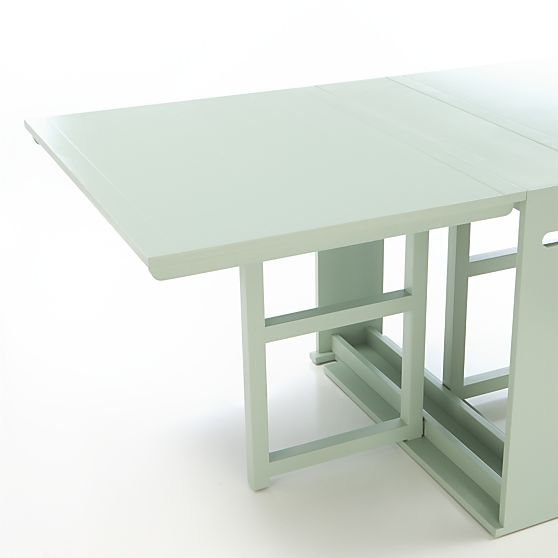folding kitchen tables small spaces photo - 5