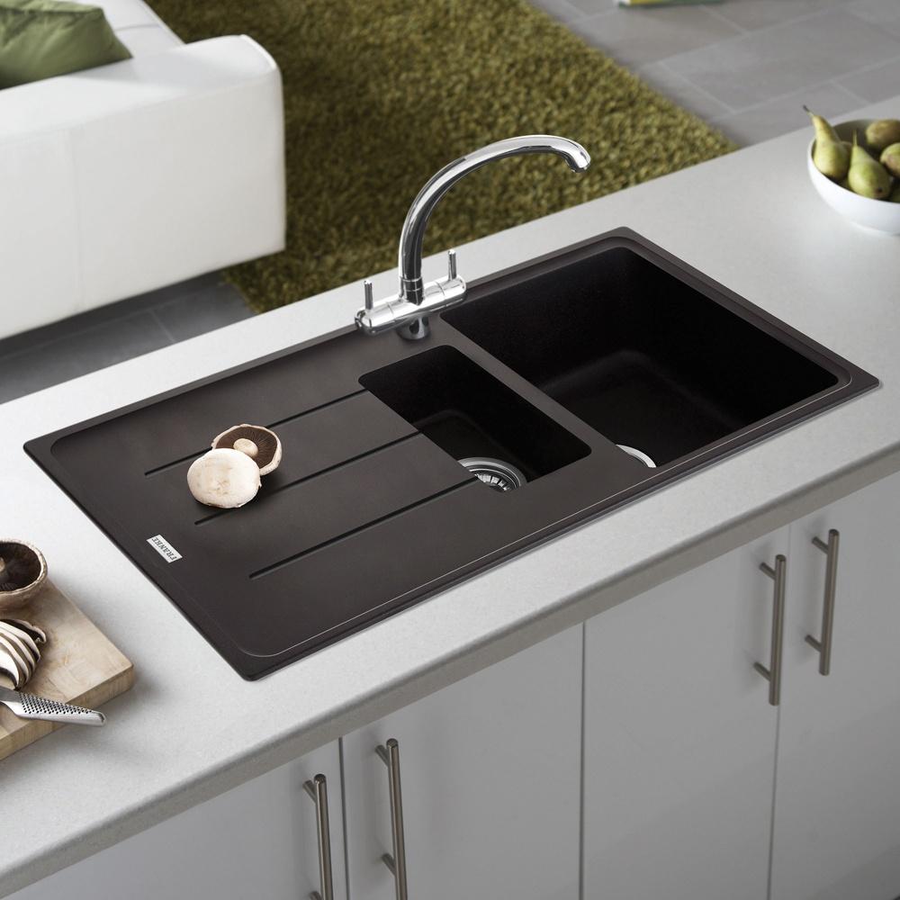 Franke Black Granite Sink Cleaner